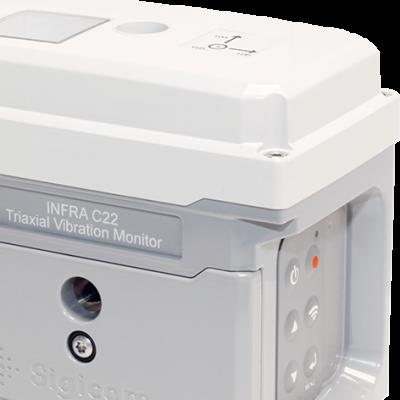 Vibration monitoring, environmental monitoring