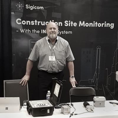 Inter Noise 2018 Sigicom Inc, sound level