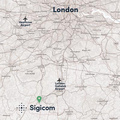 Sigicom Ltd will relocate