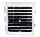 Solarpanel door
